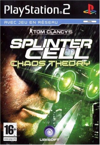 avis jeux d'infiltration professionnel Splinter Cell: Théorie du chaos