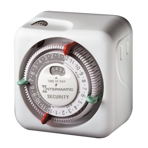 Intermatic TN711C Security Timer