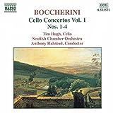 Boccherini: Cello Concertos Vol.1