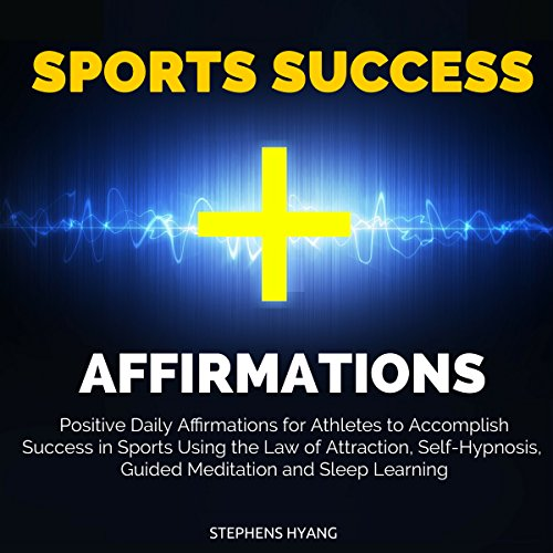 Sports Success Affirmations cover art