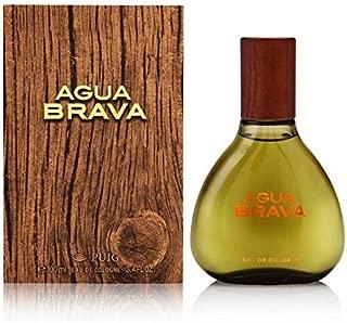 Antonio Puig Agua Brava Eau De Cologne Spray for Men, 3.4 Ounce (package may vary)