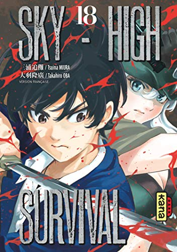 Sky-High Survival Edition simple Tome 18