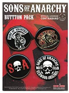 SONS OF ANARCHY, Officially Licensed, 6