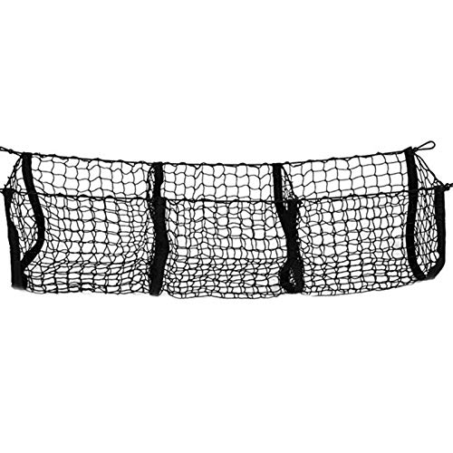 YEES Car Trunk Net Bag Three Mesh Luggage 3D Mesh Bag Eco Friendly