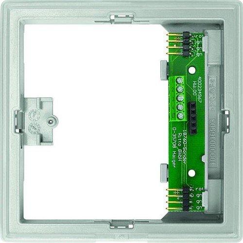 Ritto RGE1275622 Modulträger mit Diode