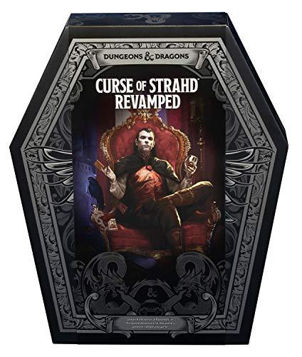 Maldición de Strahd: Edición Premium Revamped (Juego en Caja D&D)