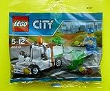 LEGO City Basura Camión Mini Set #30313 (Embolsado)