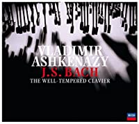 Well Tempered Clavier Books 1 & 2 [4 CD] by Vladimir Ashkenazy (2006-04-11)
