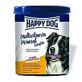 Happy Dog Complementi Cibo Cani Senza Glutine Multivitamin Mineral Forte - 1000 gr