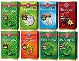 Capsulas Compatibles Nespresso - Te Infusiones Pompadour - Degustación 80 ud - 6 Variedades Infusiones Nespresso Compatibles