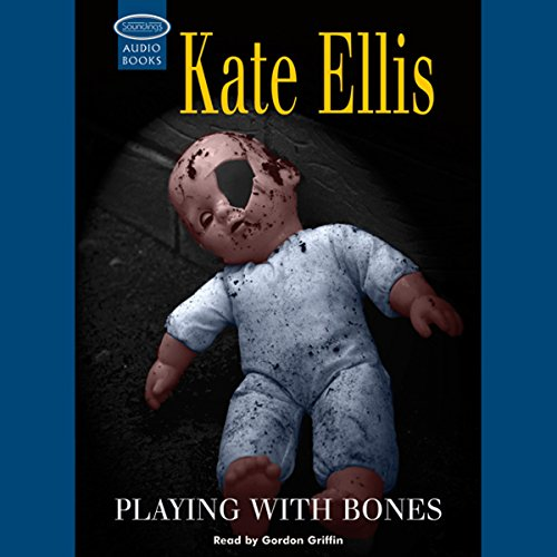 Playing with Bones audiobook cover art