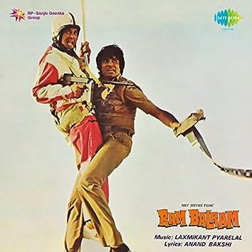 Ram Balram (Original Motion Picture Soundtrack)