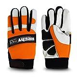 Hecht Schnitt-Schutz-Handschuhe 900107 Sicherheitshandschuh (XL)