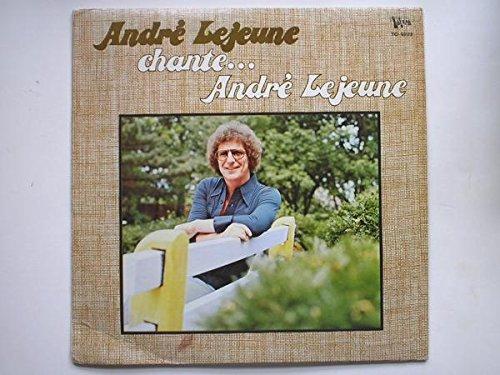 Lejeune, Andre Chante Andre Lejeune LP Totem TO9223 EX/EX 1970s Canadian pressing