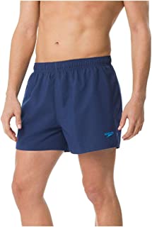 Men's Swim Trunk Short Length Redondo Solid