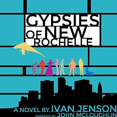 Gypsies of New Rochelle audiobook cover art
