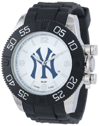 Game Time Men's MLB-BEA-NY3'Beast' Watch - New York Yankees