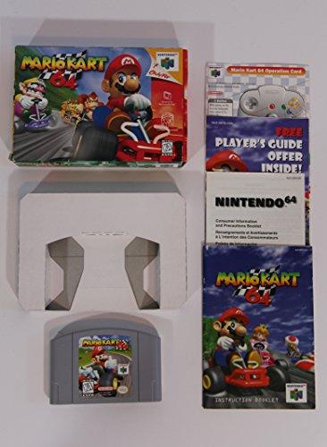 N64 - Super Mario Kart 64
