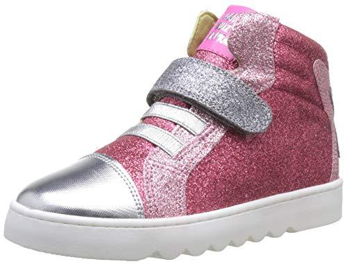 Agatha Ruiz De La Prada Mädchen 191956 Kurzschaft Stiefel, Pink ((Brillante) B), 30 EU