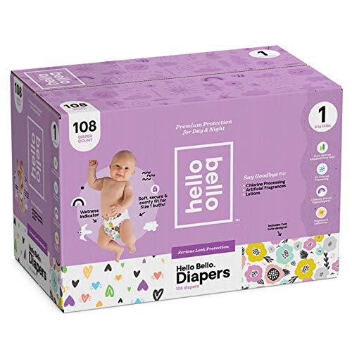 Hello Bello Diapers Club Box - Be Still My Hearts