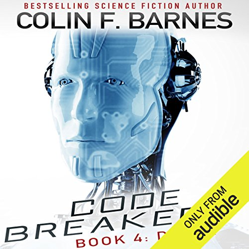 Code Breakers: Delta audiobook cover art