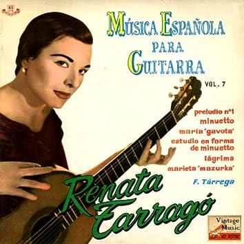 """Vintage Classical: Guitar Nº1 - EPs Collectors """"Música Española Para Guitarra"""""""