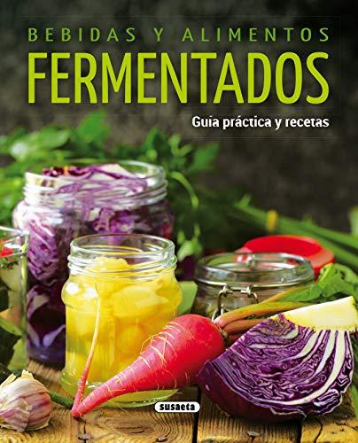 Bebidas y alimentos fermentados de Rocío Cuenca y Roberto Uriel