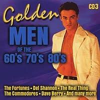 A.V. - GOLDEN MEN OF THE 60'S 70'S 80'S VOL.3 (1 CD)