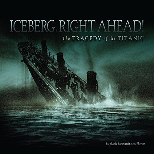 Iceberg, Right Ahead! copertina
