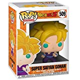 Funko Pop Animation : Dragon Ball Z - Super Saiyan Gohan#509 3.75inch Vinyl Gift for Anime Fans Supe...
