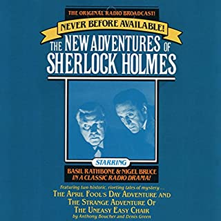 The April Fool's Day Adventure cover art
