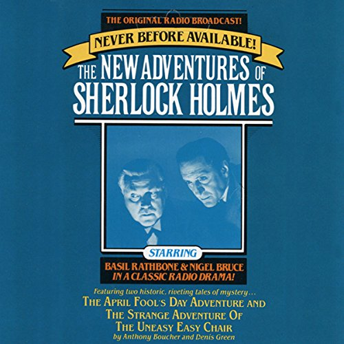 The April Fool's Day Adventure audiobook cover art