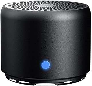 $305 » LKYBOA Wireless Bluetooth Speaker High Volume Small Steel Cannon Outdoor Waterproof Portable Subwoofer Voice Display
