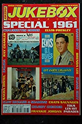 JUKEBOX 168 Spécial 1961 Chaussettes Noires Elvis Chats Sauvages The SHADOWS