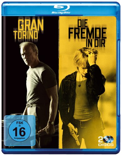 Gran Torino & Die Fremde in dir (2 Discs) [Blu-ray]