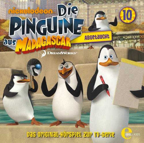 Die Pinguine aus Madagascar - Folge 10: Abgetaucht