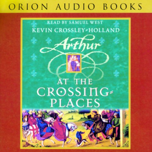 Arthur At the Crossing Places cover art