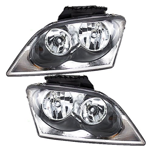 chrysler pacifica headlights - 2