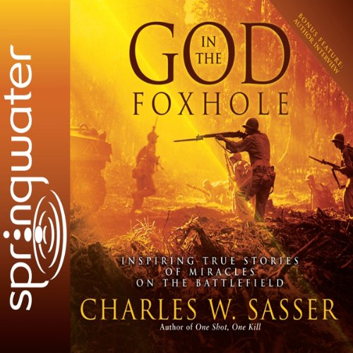 God in the Foxhole audiobook cover art