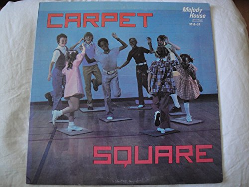 Carpet Square by Sharron L. Lucky & Harrell Lucky Vinyl Lp Melody House MH-31