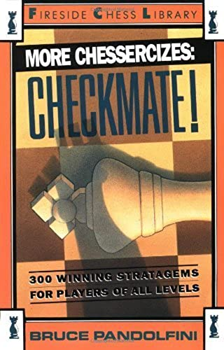 preferente More Chessercizes - Checkmate Checkmate Checkmate by  The House of Staunton, Inc.   muy popular