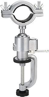 OCGIG 360 Degree Bench Clamp Vises Grinder Holder Electric Drill Stand Holder for Universal Work