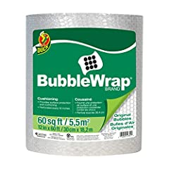 Original Bubble Wrap cushioning roll features small size bubbles Conforms easily around delicate and valuable items during moving, mailing and storage Features Air Lock Technology nylon barrier seal to hold air longer and protect items better Perfora...