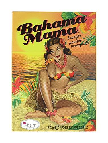 theBalm Bahama Mama Bronzer, Shadow & Contour Powder - Bronzer