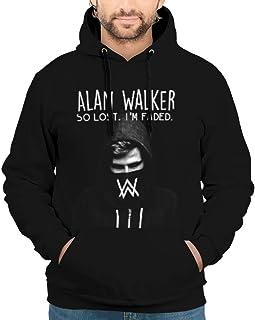 Sweat /à Capuche pour Jeunes Alan Walker Pulls /à Capuche en Coton Sweats /à Capuche d/écontract/és Tops avec Poche pour gar/çons et Filles