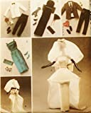 Vogue Doll Collection 7814 Patterns