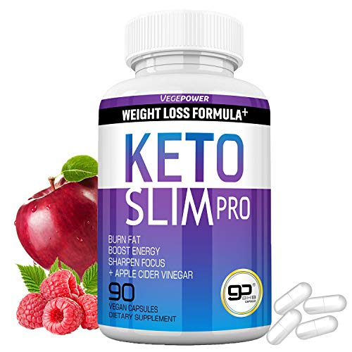 Keto Slim Pro Ultra Keto Pills (BHB+ACV - Buy Online in El Salvador at  Desertcart