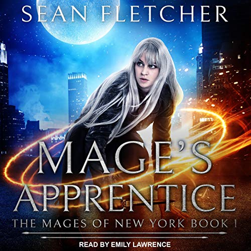Mage's Apprentice audiobook cover art