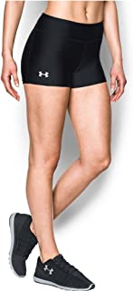"""Under Armour Women's on The Court 3"""" Shorts"""
