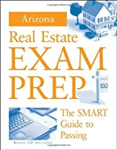Arizona Real Estate Preparation Guide (with CD-ROM) (Real Estate Exam Preparation Guide)